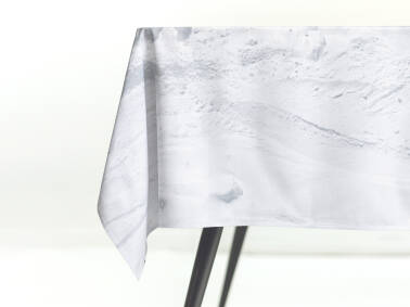 SNOW - tablecloth