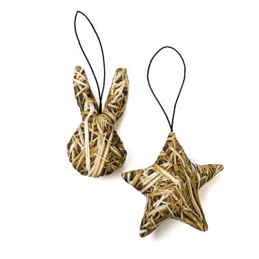 Ornaments / Hare + Star