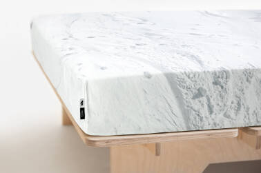 SNOW - fitted sheet