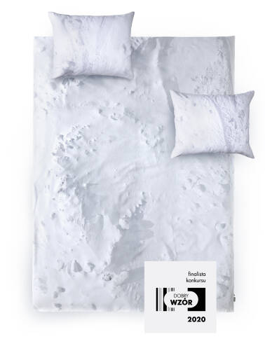 SNOW bed linen - double set